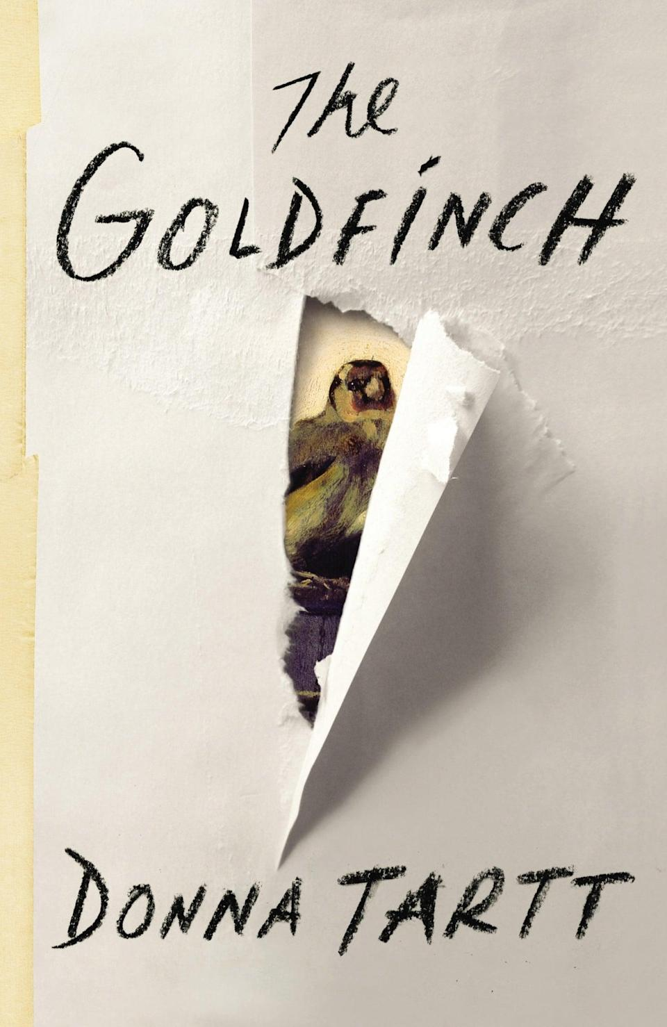 "<p><a href=""https://www.popsugar.com/buy?url=https%3A%2F%2Fwww.amazon.com%2FGoldfinch-Novel-Pulitzer-Prize-Fiction%2Fdp%2F0316055433%2Fref%3Dtmm_hrd_swatch_0%3F_encoding%3DUTF8%26qid%3D1488992210%26sr%3D1-1&p_name=%3Cb%3EThe%20Goldfinch%3C%2Fb%3E%20by%20Donna%20Tartt&retailer=amazon.com&evar1=tres%3Auk&evar9=43250262&evar98=https%3A%2F%2Fwww.popsugar.com%2Flove%2Fphoto-gallery%2F43250262%2Fimage%2F43252279%2FGoldfinch-Donna-Tartt&list1=books%2Cwomen%2Creading%2Cinternational%20womens%20day%2Cwomens%20history%20month&prop13=api&pdata=1"" class=""link rapid-noclick-resp"" rel=""nofollow noopener"" target=""_blank"" data-ylk=""slk:The Goldfinch by Donna Tartt""><b>The Goldfinch</b> by Donna Tartt</a></p>"