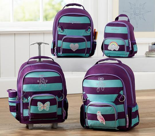Pottery Barn Kids Under Fire For Boy And Girl Backpacks