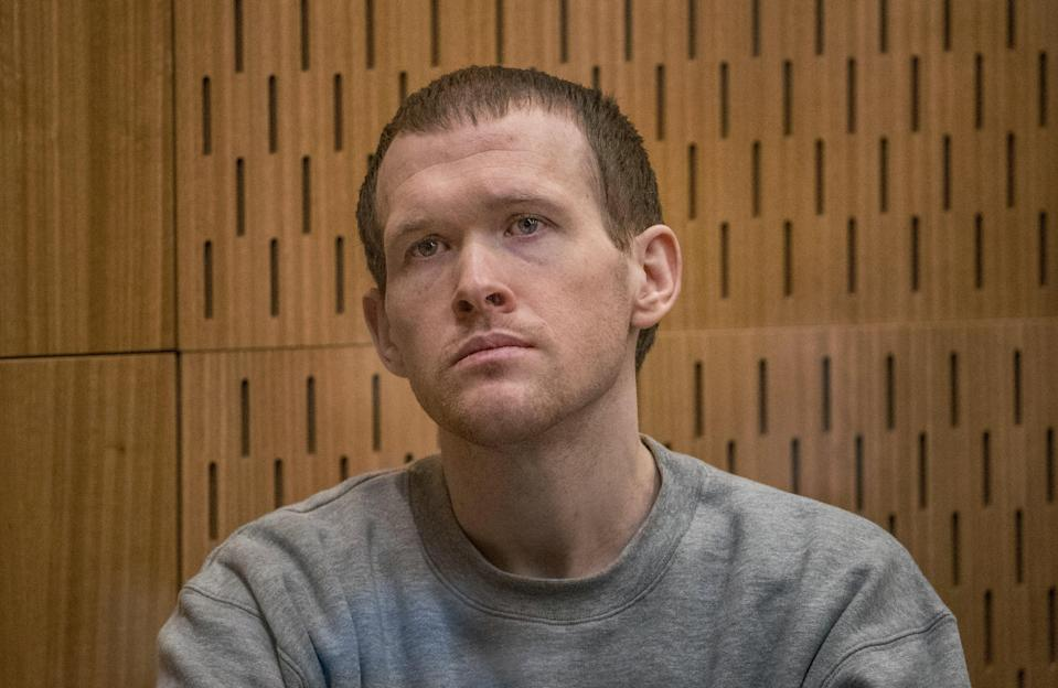 Brenton Tarrant received life without parole for his crimes (Getty)