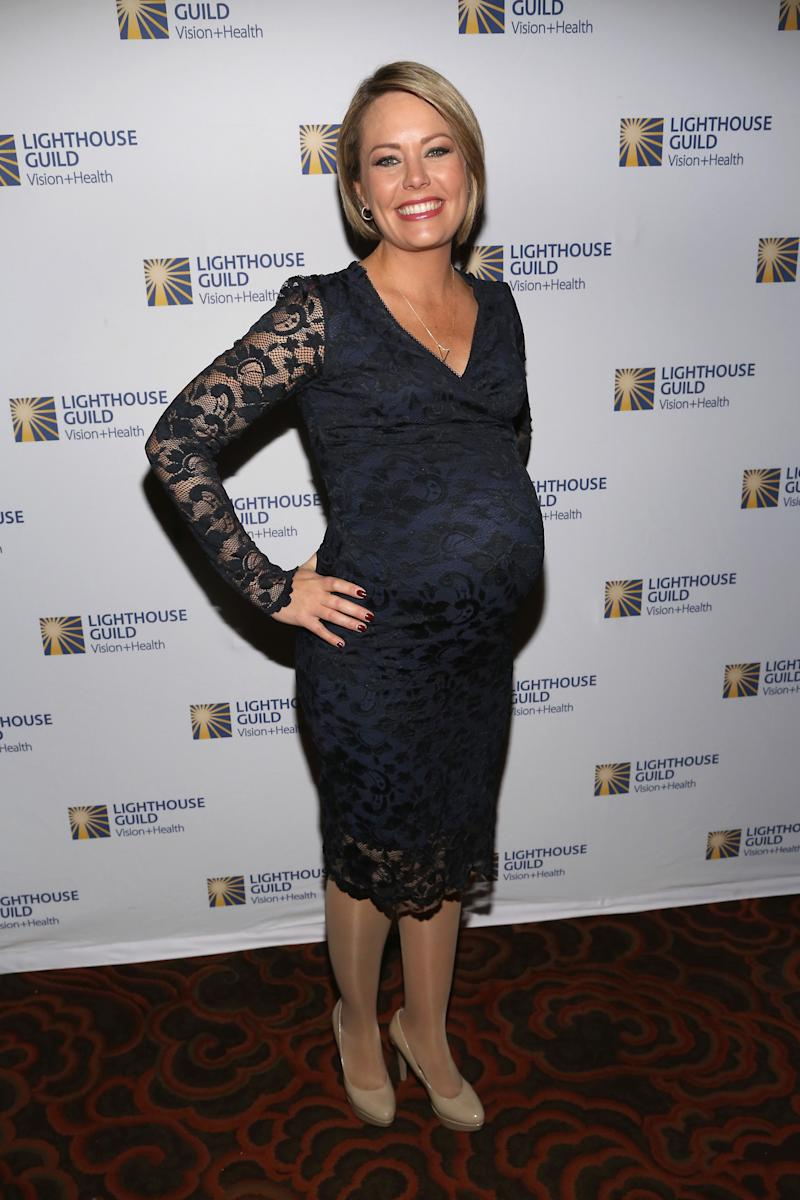 Today Show Host Dylan Dreyer On Her Post Pregnancy Eating Plan Hint