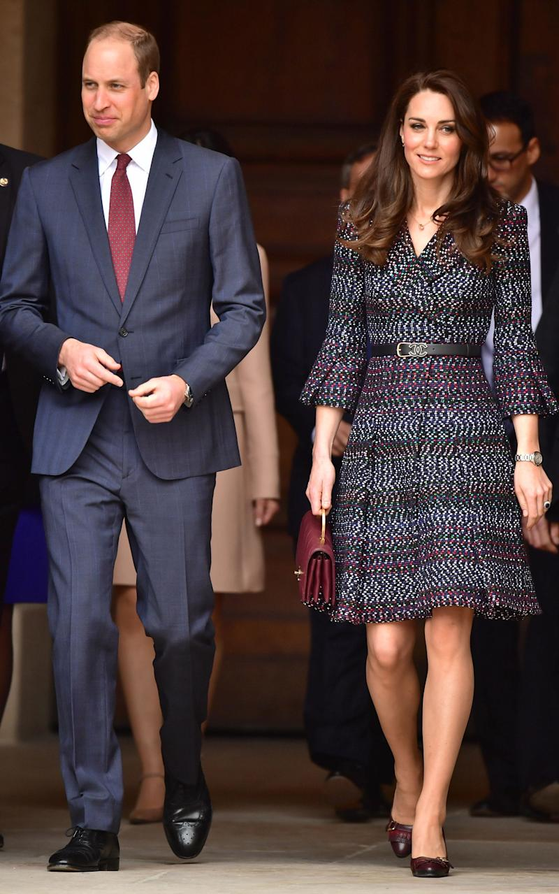 Duke and Duchess of Cambridge - Credit: Dominic Lipinski/PA