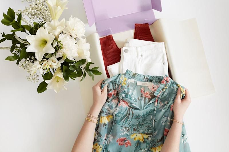 Loft launches rental service for $65 per month for unlimited swaps (three pieces at a time) and free shipping both ways. (Photo: Loft)