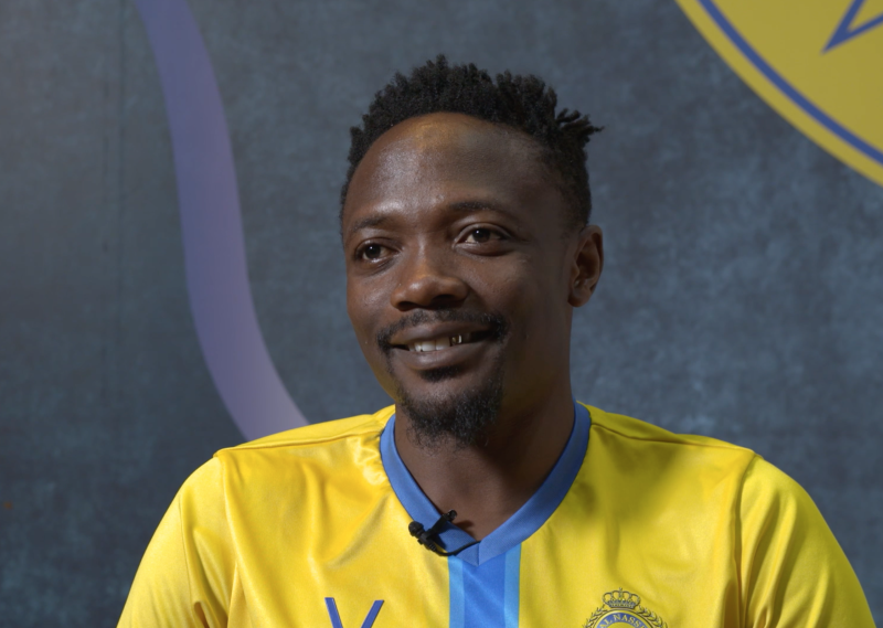 Ahmed Musa now plays football in Saudi Arabia