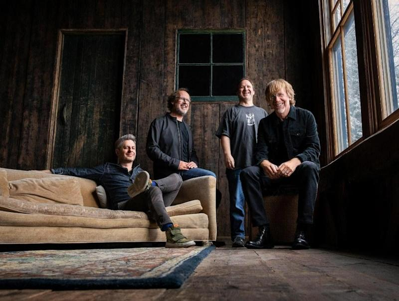 Phish announce 2020 summer tour