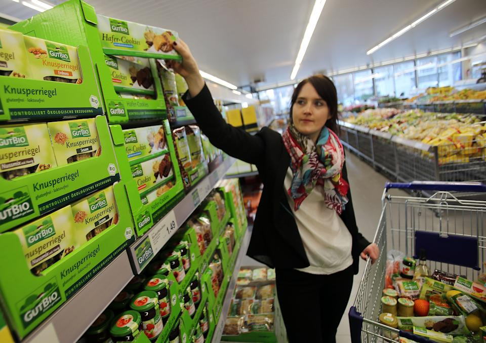 Pandemic has brought supermarket savings into sharp focus. Photo: Oliver Berg/Picture Alliance via Getty