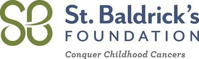 St. Baldrick's Foundation, the largest private funder of childhood cancer research grants. (PRNewsFoto/St. Baldrick's Foundation) (PRNewsfoto/St. Baldrick's Foundation)