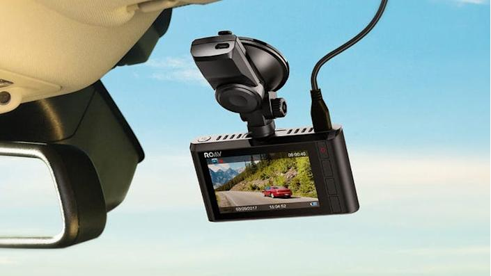 Record your travels in 1080p.