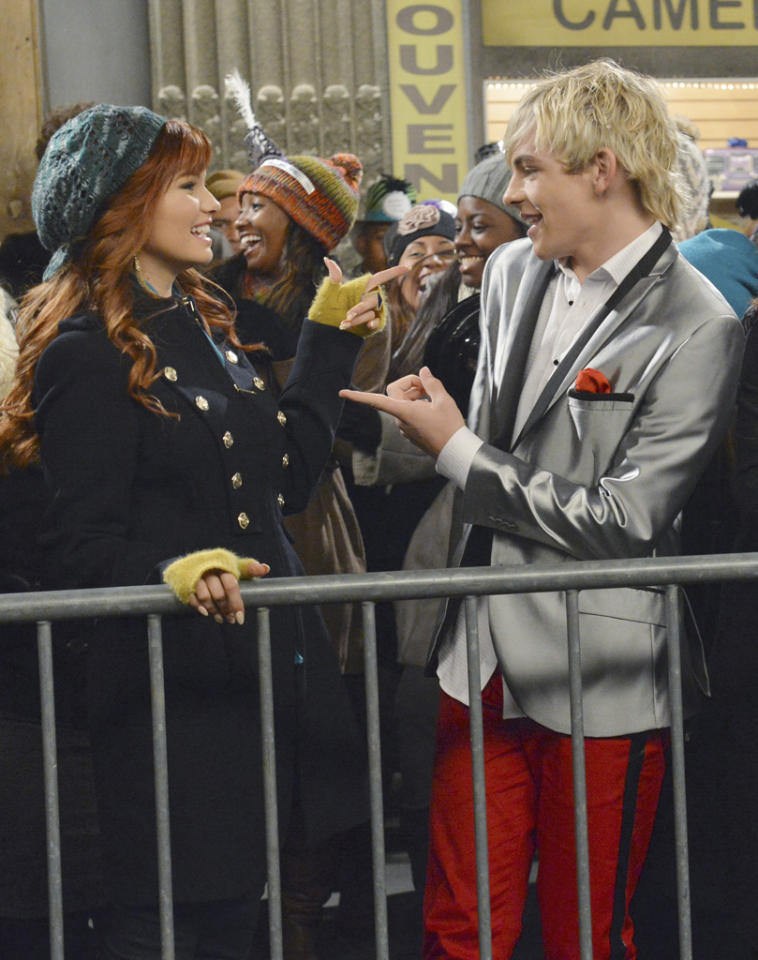 """Austin & Ally/Jessie"" - ""Austin & JESSIE & Ally All Star New Year"" on Disney 