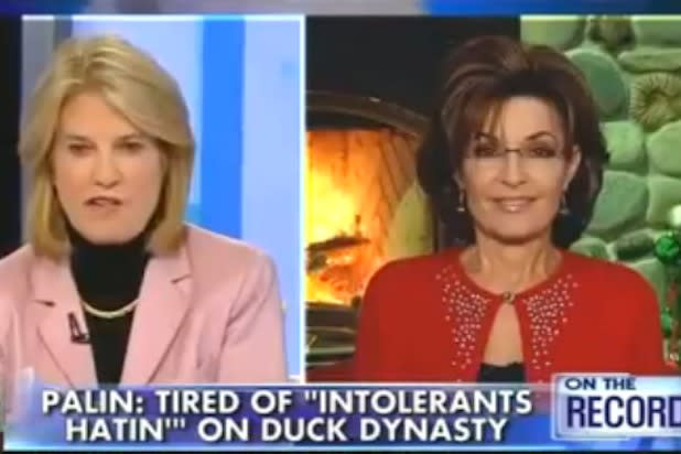 Sarah Palin Defended 'Duck Dynasty's' Phil Robertson Without Even Reading His GQ Interview (Video)