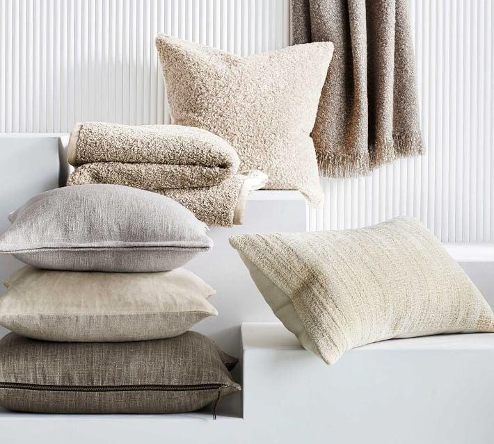 <p><span>Mineral Palette Pillow Collection</span> ($40-189)</p>