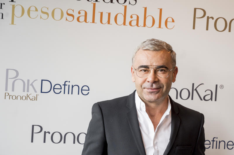 MADRID, SPAIN - MARCH 03: Jorge Javier Vazquez attends 'PronoKal' photocall on March 03, 2020 in Madrid, Spain. (Photo by Giovanni Sanvido/Getty Images)