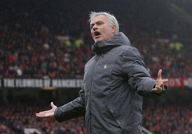 Jose Mourinho had a message for his critics after Saturday's victory over Tottenham.