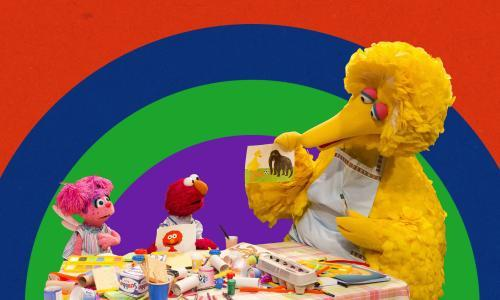 Sesame Street's pandemic advice for parents: 'Find rituals, be flexible, take a breath'