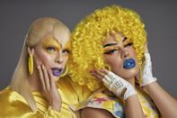 "<p>Set in Brazil, this all-new Netflix original sees two famous drag queens - Gloria Groove and Alexia Twister - help six up-and-comers ""bring out their most glamorous, creative and daring sides"" through a series of challenges and competitions. </p>"