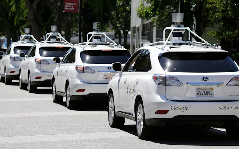 Fully autonomous cars are expected to be available to consumers in five years, depending on regulations - AP