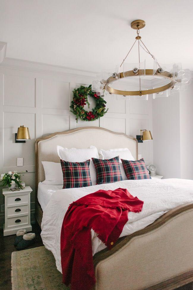 "<p>Spoiler: Plaid is so in for Christmas.</p><p>See more at <a href=""http://www.jacquelynclark.com/2017/12/13/classic-christmas-home-tour/"" rel=""nofollow noopener"" target=""_blank"" data-ylk=""slk:Lark & Linen"" class=""link rapid-noclick-resp"">Lark & Linen</a>. </p>"