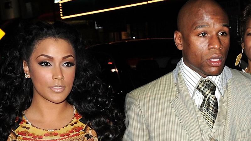 Floyd Mayweather's Ex-GF Shantel Jackson Says She Recorded