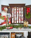 """<p>Hung inside an old hotel key cabinet, numbered gift tags adorned with tiny ornaments make for a homespun Christmas countdown.</p><p><a class=""""link rapid-noclick-resp"""" href=""""https://www.amazon.com/s/ref=nb_sb_noss_2?url=search-alias%3Dgarden&field-keywords=gift+tags&rh=n%3A1055398%2Ck%3Agift+tags&tag=syn-yahoo-20&ascsubtag=%5Bartid%7C10050.g.1247%5Bsrc%7Cyahoo-us"""" rel=""""nofollow noopener"""" target=""""_blank"""" data-ylk=""""slk:SHOP GIFT TAGS"""">SHOP GIFT TAGS</a></p>"""
