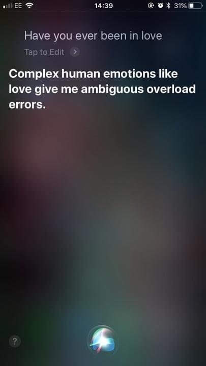 funny questions to ask siri in love 1
