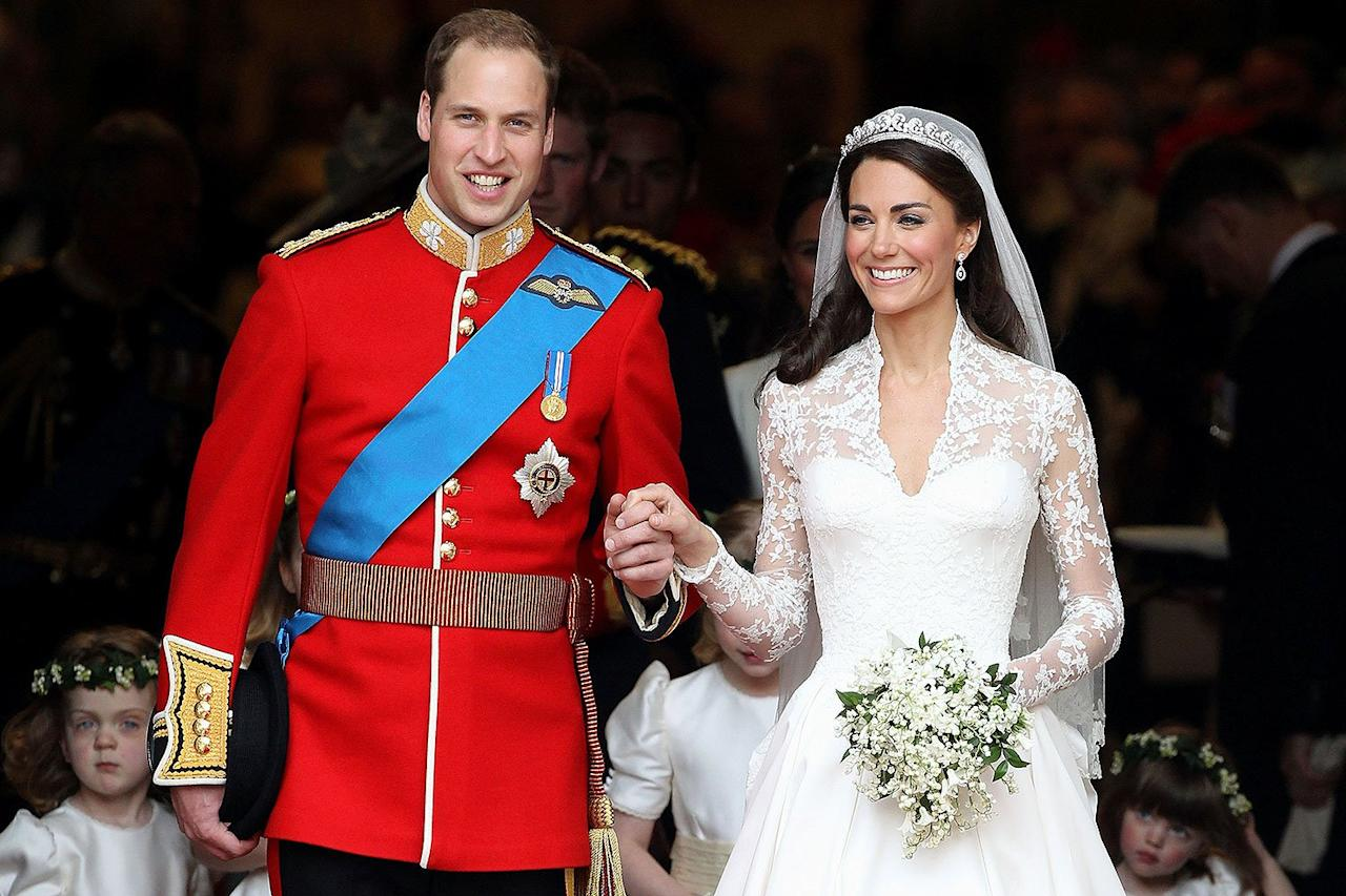 The April 29, 2011, wedding of the future King of England and Kate Middleton, a businessman's daughter, fulfilled the public's hunger for a House of Windsor reboot. Let Charles, never really beloved and a bit eccentric in his pursuits, find contentment with Camilla after his tempestuous, tragic history with Diana: Will and Kate, the Duke and Duchess of Cambridge, were young, well-behaved and conscientious about performing their endless duties. True love had been crowned with a true royal sensibility.