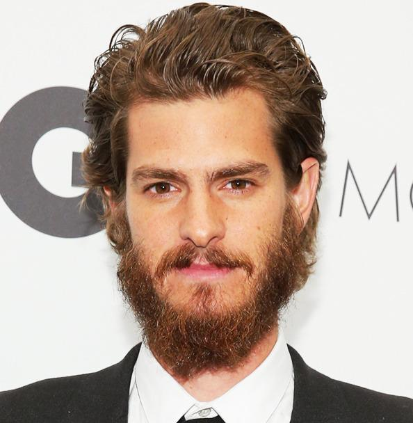 <p>There was a fair amount of drama surrounding Andrew Garfield's beard this year. He said that it's for a role, but admitted he likes it. We assume it's for his role as a Jesuit priest in Martin Scorsese's upcoming film <i>Silence</i>. This just goes to show that a little maintenance goes a long way. (Photo: Getty)</p>