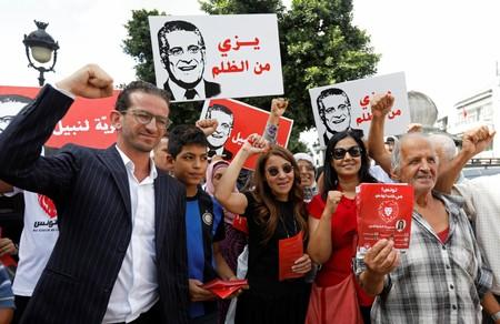Explainer: How has the detention of a key candidate affected Tunisia's election?