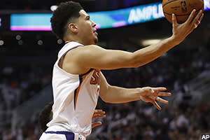 Devin Booker tied his season-high in points, while Paul George, Joel Embiid and others went off. Matt Stroup breaks it down in the Dose