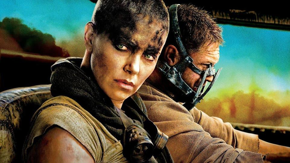 Charlize Theron et Thomas Hardy dans Mad Max: Fury Road - Warner Bros. Pictures