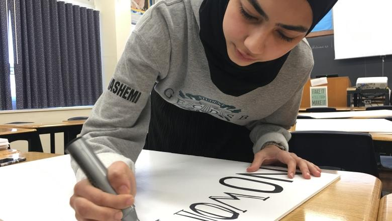 Windsor teens set to march for equality