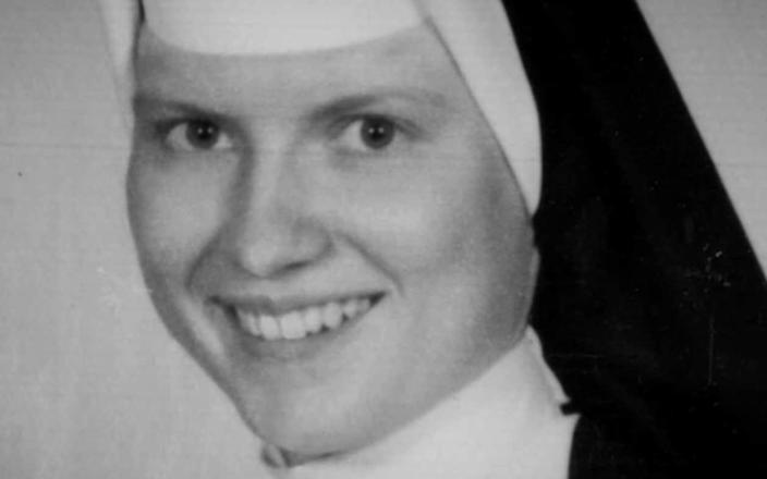 Photograph of Sister Cathy Cesnik, as shown in the trailer for the Netflix series The Keepers