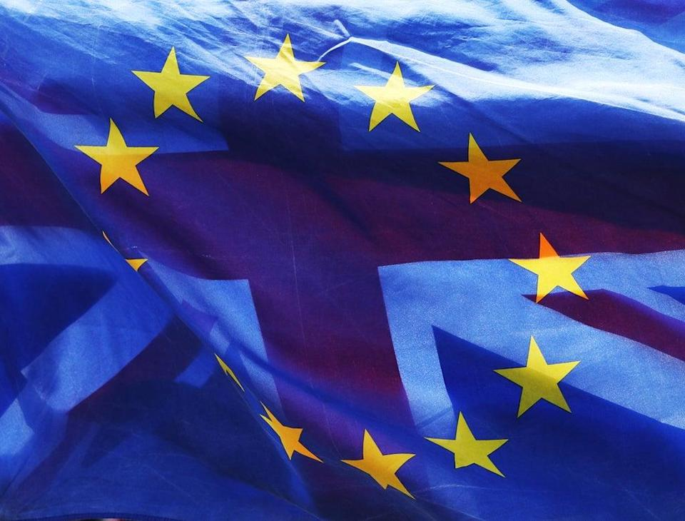 EU ambassador Joao Vale de Almeida said Brussels cannot go any further that the proposals outlined on Wednesday (PA) (PA Archive)