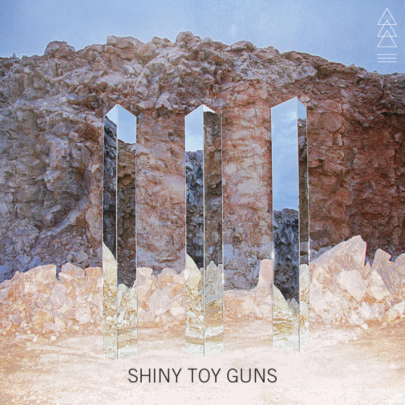 """This CD cover image released by Five Seven Music shows """"III,"""" the latest release by Shiny Toy Guns. (AP Photo/Five Seven Music)"""