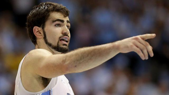 Luke Maye is testing the waters.