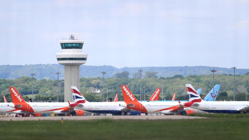 Campaigners warn Government over 'unlawful' unconditional airline bailout