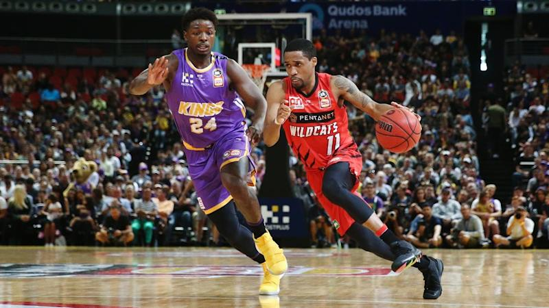 NBL KING WILDCATS Bryce Cotton