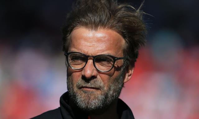 "<span class=""element-image__caption"">Liverpool's German manager Jurgen Klopp has admitted news of the Dortmund bomb attack was difficult for him.</span> <span class=""element-image__credit"">Photograph: Lindsey Parnaby/AFP/Getty Images</span>"