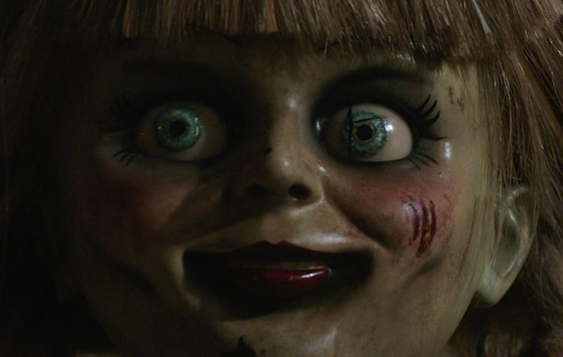 The evil doll returns. (Warner Bros.)