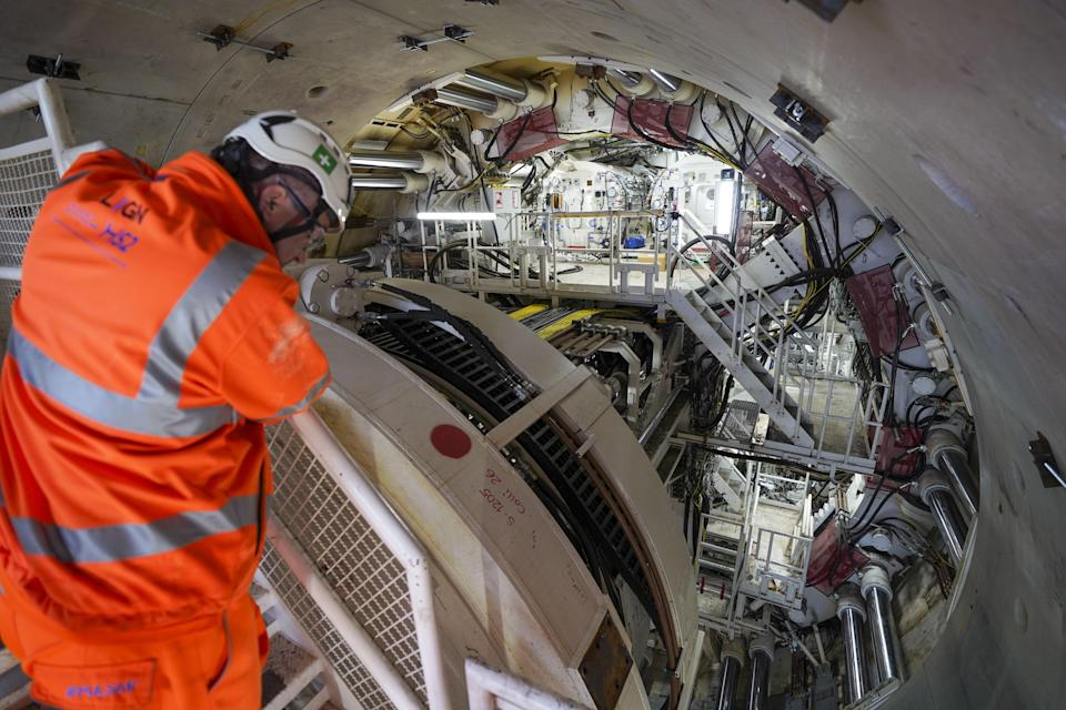 <p>Florence is named after nurse Florence Nightingale</p> (PA Wire)