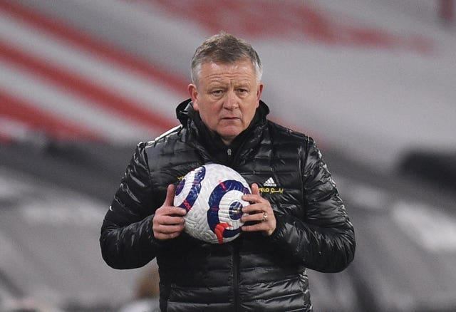 Chris Wilder has been linked with a move to Fulham