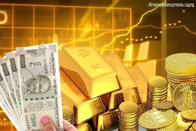 gold reserves, foreign currency assets, FCA, forex