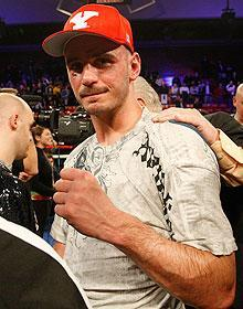Kelly Pavlik entered rehab for alcohol for the second time this year