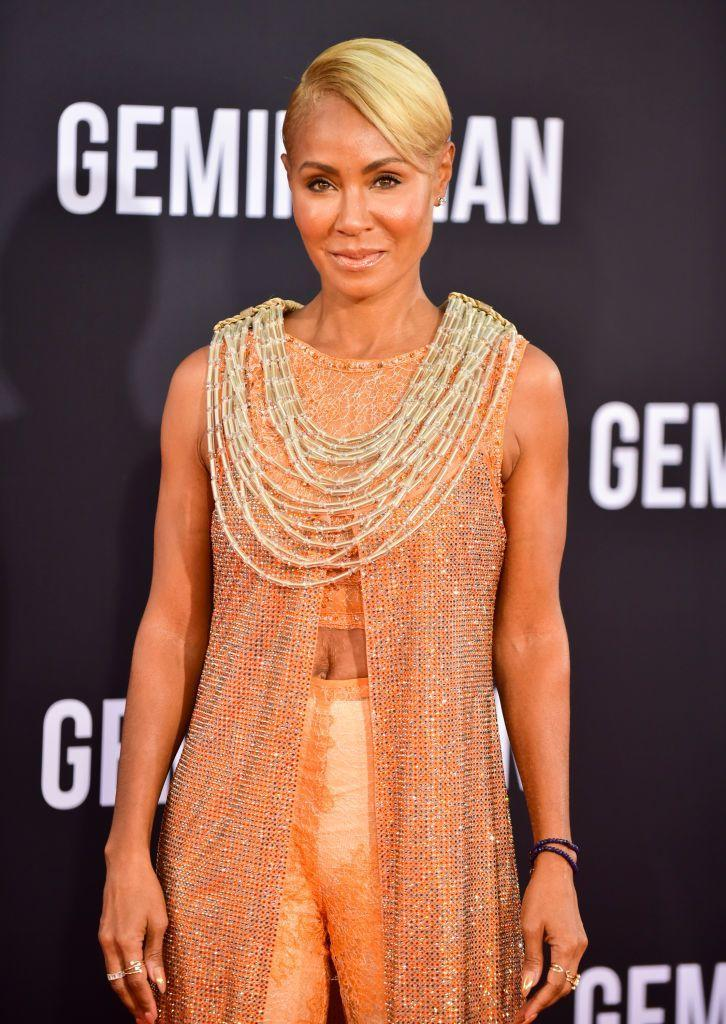 <p>Virgos tend to be triple (or more) threats, and as an actress, singer, screenwriter, entrepreneur, and talk-show host, Jada Pinkett Smith definitely counts.</p>