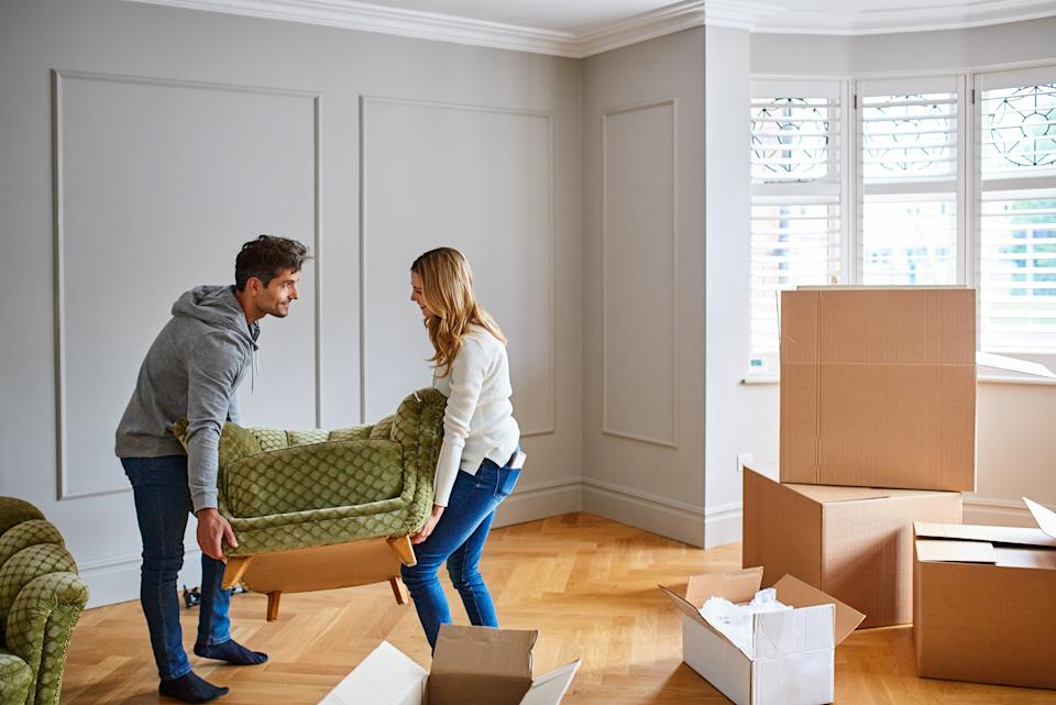 How to make a rented property feel like your own. (Getty Images)