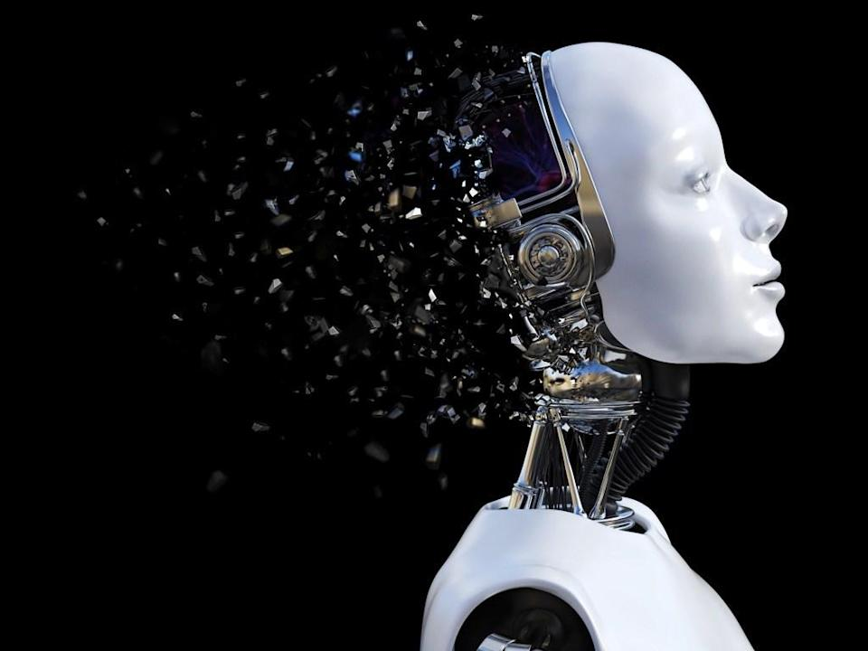 """Many technology experts agree that the Singularity—the moment when <a rel=""""nofollow noopener"""" href=""""https://bestlifeonline.com/artificial-intelligence/?utm_source=yahoo-news&utm_medium=feed&utm_campaign=yahoo-feed"""" target=""""_blank"""" data-ylk=""""slk:artificial intelligence becomes smarter than humans"""" class=""""link rapid-noclick-resp"""">artificial intelligence becomes smarter than humans</a>—will occur in just a few decades' time. Futurist Ray Kurzweil puts that date as 2045, and that it will be equally as smart as us in just over a decade. He <a rel=""""nofollow noopener"""" href=""""https://futurism.com/new-breakthrough-allows-machines-to-literally-predict-the-behavior-of-molecules"""" target=""""_blank"""" data-ylk=""""slk:tells Futurism"""" class=""""link rapid-noclick-resp"""">tells <i>Futurism</i></a><i>,</i> """"2029 is the consistent date I have predicted for when an AI will pass a valid Turing test and therefore achieve human levels of intelligence."""""""