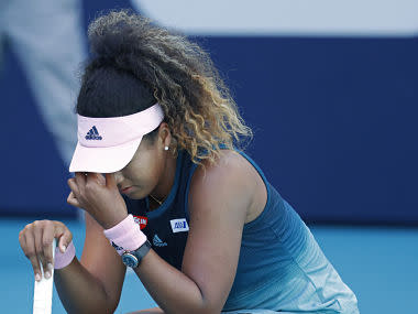 Miami Open: Naomi Osaka's stint as World No 1 has stopped being fun, and it's not hard to see why