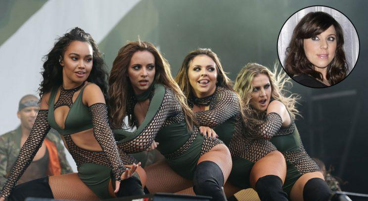 Mel C says Little Mix are 'too provocative'