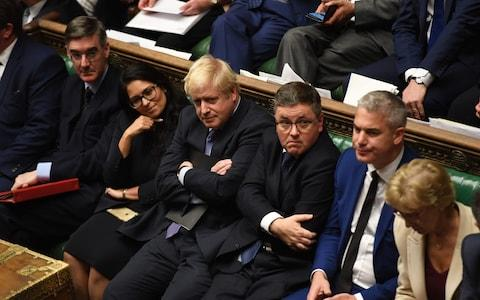 Boris Johnson - Credit: UK Parliament/Jessica Taylor