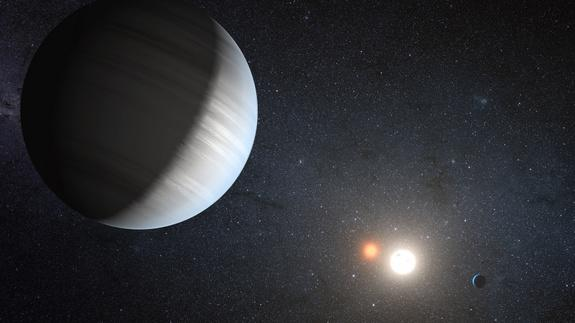 Newfound 'Tatooine' Alien Planet Bodes Well for E.T. Search