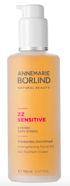 AnneMarie Borlind, ZZ Sensitive, Strengthening Facial Gel, (150 ml), SG$33.76. PHOTO: iHerb