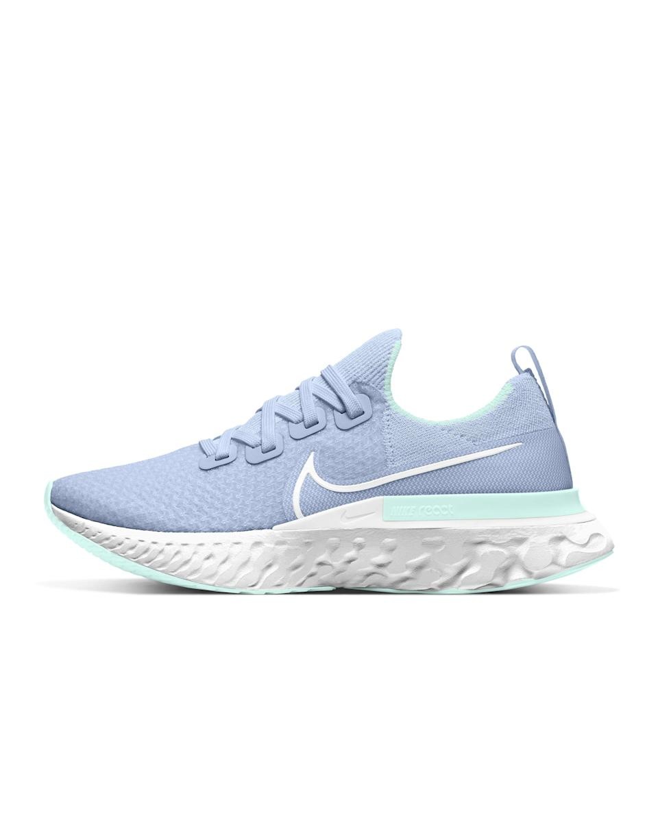 "<p><strong>nike</strong></p><p>nike.com</p><p><strong>$89.97</strong></p><p><a href=""https://go.redirectingat.com?id=74968X1596630&url=https%3A%2F%2Fwww.nike.com%2Ft%2Freact-infinity-run-flyknit-premium-womens-running-shoe-c54NMG&sref=https%3A%2F%2Fwww.bestproducts.com%2Ffitness%2Fequipment%2Fg362%2Fhealth-and-fitness-gift-ideas%2F"" rel=""nofollow noopener"" target=""_blank"" data-ylk=""slk:Shop Now"" class=""link rapid-noclick-resp"">Shop Now</a></p><p>The React Infinity Run Flyknit is the first shoe from Nike designed specifically to help reduce injury. Whether someone's a regular runner looking for more cushioning on easy runs or a new runner who prefers the additional support, the Infinity Run will keep them running stronger longer. </p>"